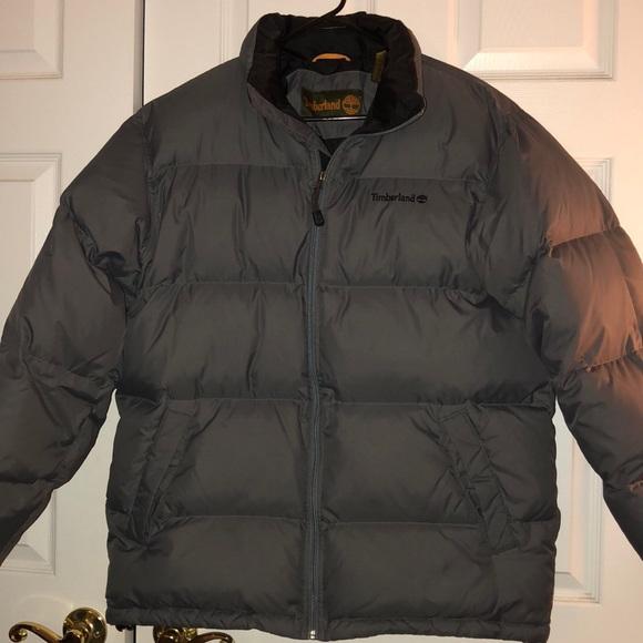 f032f49275a2 Timberland puffer jacket